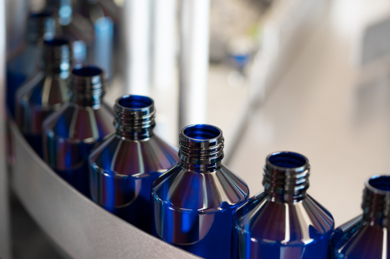 WHY WE USE 100% RECYCLABLE PET BOTTLING