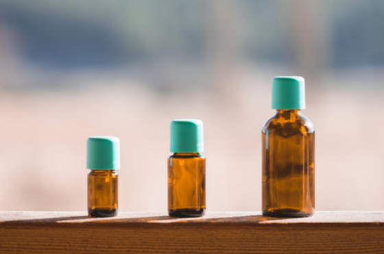 Why are we are selling our essential oils in grams? (2g / 5g /15g /50 g)